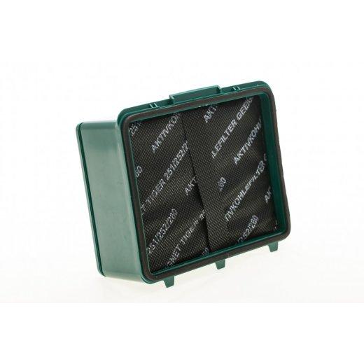 VK252 daniplus© Hygienegeruchsfilter FS Ersatz für Vorwerk VK251